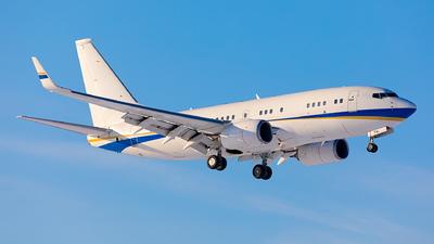 T7-PAL - Boeing 737-7BJ(BBJ) - Arab Wings