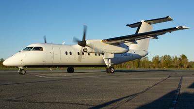 A picture of CGMJJ - De Havilland Canada Dash 8100 - Central Mountain Air - © Keeper1