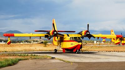 1069 - Canadair CL-215 - Greece - Air Force