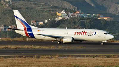 EC-MFE - Boeing 737-476(SF) - Swiftair