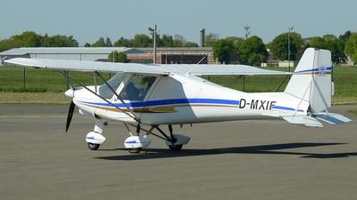D-MXIF - Ikarus C-42B - Private