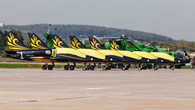 RF-49817 - Aero L-39C Albatros - Russia - Defence Sports-Technical Organisation (ROSTO)