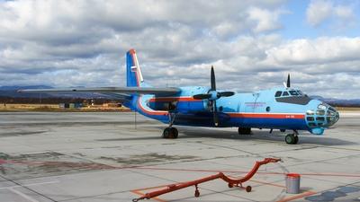 30073 - Antonov An-30 - Flight Research Aerogeophysical Center