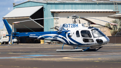 A picture of N972BH - Airbus Helicopters H125 - [2804] - © Anthony Cistolo