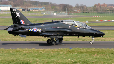 XX351 - British Aerospace Hawk T.1A - United Kingdom - Royal Air Force (RAF)