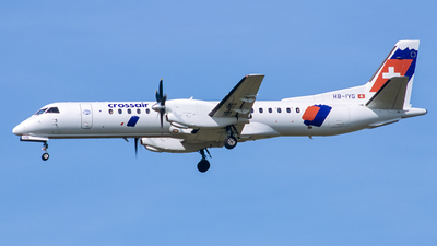 HB-IYG - Saab 2000 - Crossair
