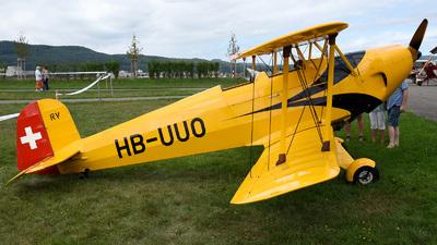 HB-UUO - Bücker 131APM Jungmann - Private