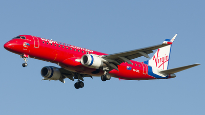 VH-ZPL - Embraer 190-100IGW - Virgin Blue Airlines
