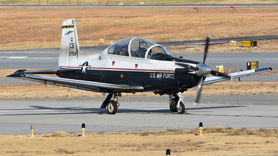 04-3754 - Raytheon T-6A Texan II - United States - US Air Force (USAF)