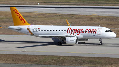TC-NCI - Airbus A320-251N - Pegasus Airlines