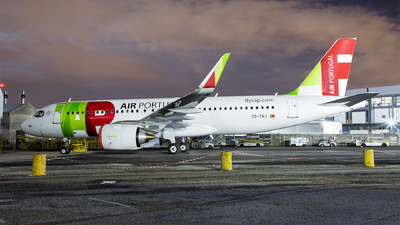 CS-TVJ - Airbus A320-251N - TAP Air Portugal