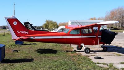 C-GIGU - Cessna 172N - Rockcliffe Flying Club