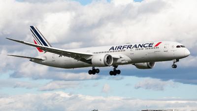 F-HRBG - Boeing 787-9 Dreamliner - Air France