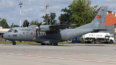 96-116 - CASA CN-235M-100 - Turkey - Air Force