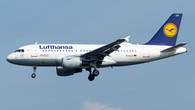 A picture of DAILA - Airbus A319114 - Lufthansa - © Marco Materlik