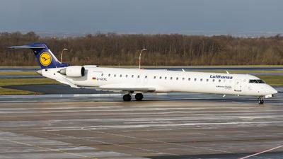 A picture of DACKL - Mitsubishi CRJ900LR - Lufthansa - © Moritz Klöckner
