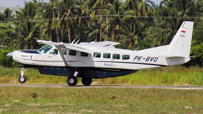 PK-BVO - Cessna 208B Grand Caravan - Susi Air