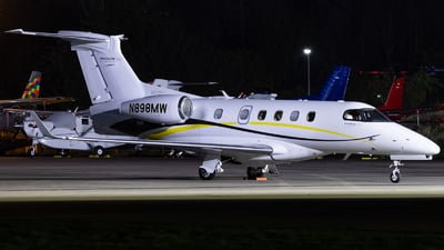 A picture of N898MW - Embraer Phenom 300 - [50500048] - © Marco Materlik