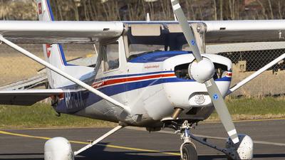 A picture of HBCYX - Cessna 152 - [15283756] - © Alex