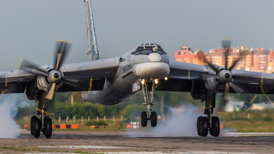 RF-94194 - Tupolev Tu-95MS Bear-H - Russia - Air Force