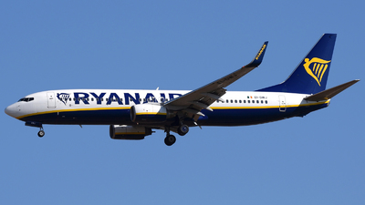 EI-DWJ - Boeing 737-8AS - Ryanair