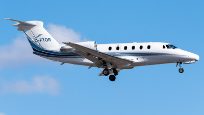 C-FTOR - Cessna 650 Citation VII - Private