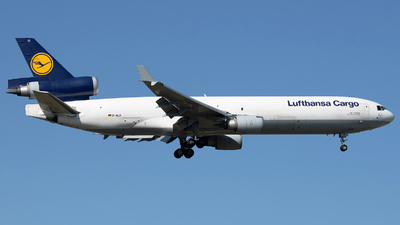 A picture of DALCI - McDonnell Douglas MD11F - Lufthansa Cargo - © Stefan Bayer