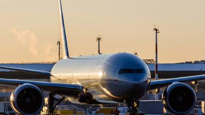 VQ-BQB - Boeing 777-3M0ER - Aeroflot
