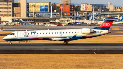 JA12RJ - Bombardier CRJ-702ER - Ibex Airlines