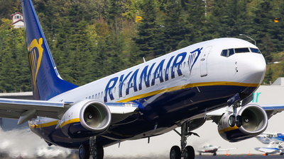 EI-FRY - Boeing 737-8AS - Ryanair