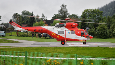 SP-SXW - PZL-Swidnik W3 Sokol - Tatra Mountains Rescue (TOPR)