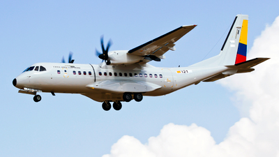 FAE-1031 - Airbus C295M - Ecuador - Air Force