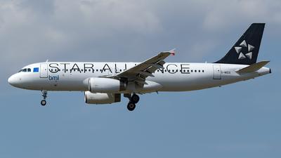 G-MIDX - Airbus A320-232 - bmi British Midland International