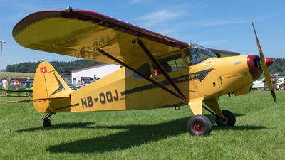 HB-OOJ - Piper PA-16 Clipper - Private