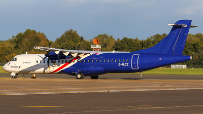 G-IACZ - ATR 72-212A(600) - Eastern Airways