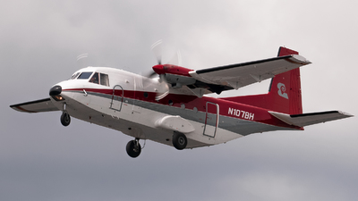 N107BH - CASA C-212-CC Aviocar - Bighorn Airways
