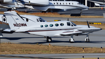 N20MW - Cessna 421B Golden Eagle - Private