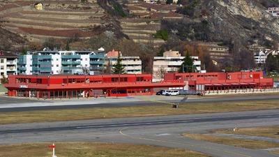 LSGS - Airport - Terminal