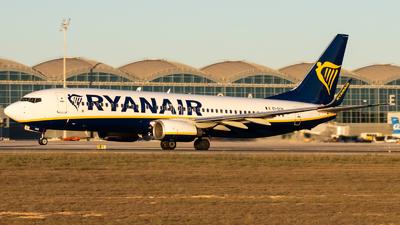 A picture of EIDCN - Boeing 7378AS - Ryanair - © Fryderyk Kastelnik/ Fred Aviation