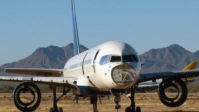 N523US - Boeing 757-251 - Delta Air Lines