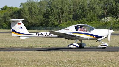 D-ETLK - Diamond DA-20-A1-100 Katana - HFC - Hanseatischer Fliegerclub Frankfurt