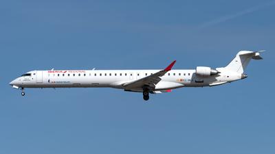 EC-MLC - Bombardier CRJ-1000 - Iberia Regional (Air Nostrum)