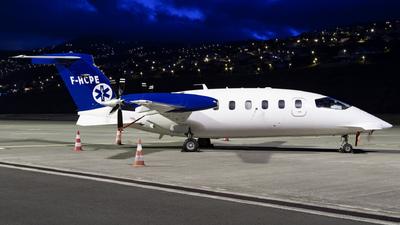 F-HCPE - Piaggio P-180 Avanti - Pan Europeene Air Service