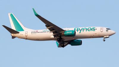 TC-AAS - Boeing 737-82R - Flynas