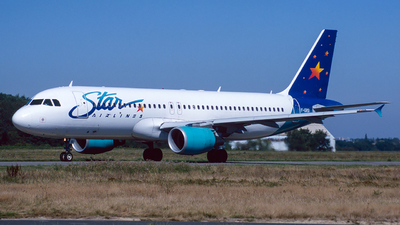 F-GRSI - Airbus A320-214 - Star Airlines