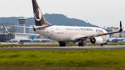 B-5348 - Boeing 737-85N - Shandong Airlines