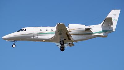 XA-TVG - Cessna 560XL Citation XLS - Private