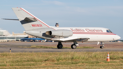 N808CK - Dassault Falcon 20 - Kalitta Air