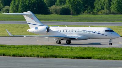 OE-LLC - Bombardier BD-700-1A10 Global 6500 - Avcon Jet