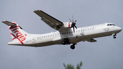 VH-FVY - ATR 72-212A(600) - Virgin Australia Airlines